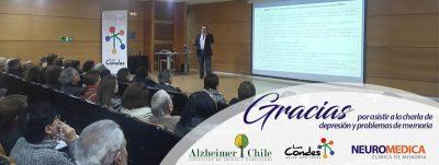 Charla Alzheimer