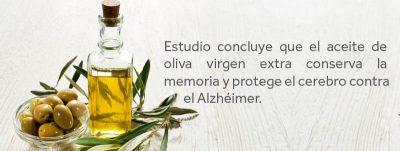 aceite de oliva alzheimer