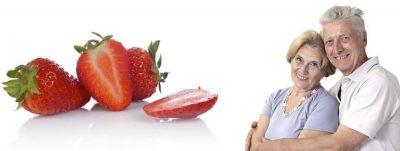 frutillas y alzheimer